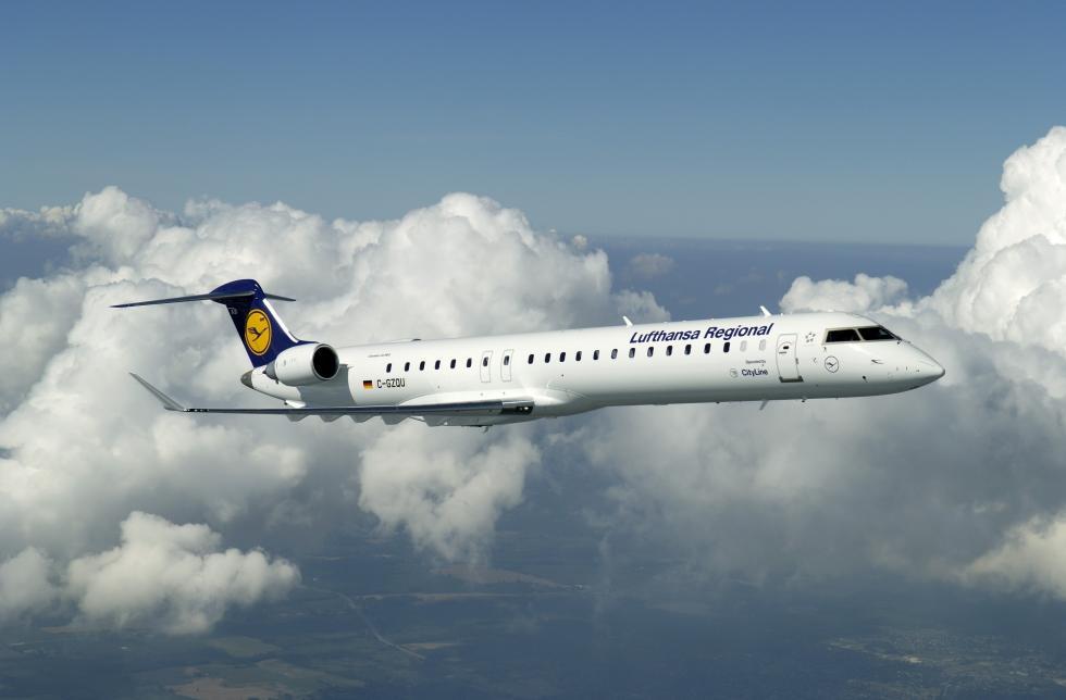 Lufthansa: dodatkowe połączenia doWrocławia