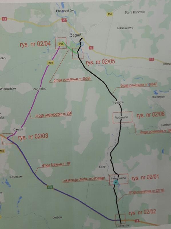 Zmiana organizacji ruchu na drodze powiatowej nr 2271D