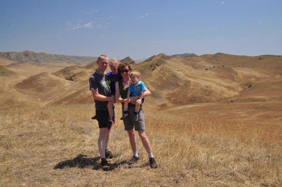 Rodzinka wpodróży – czyli w365 dni dookoła świata zdziećmi, plecakami iprzygodami