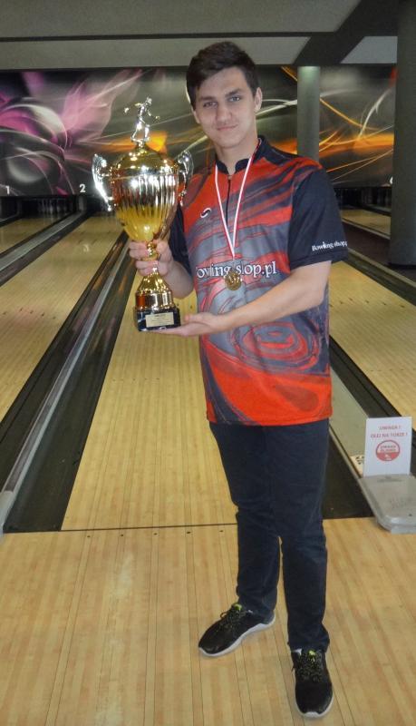 Alexander Langner – Mistrzem Polski Juniorów 2017