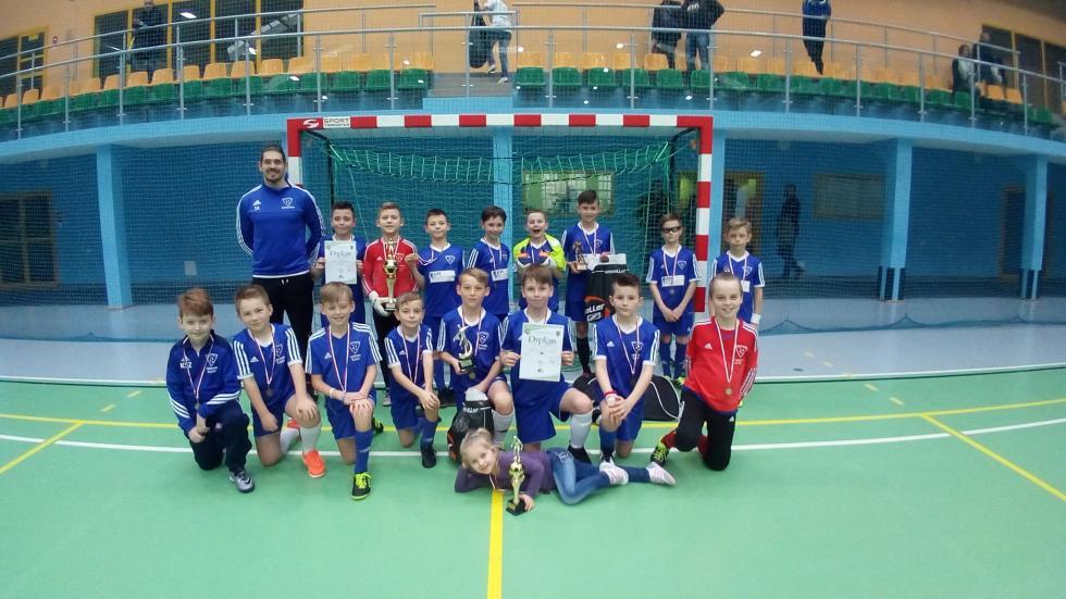 Football Academy Bolesławiec wygrywa turnieje wCzechach iZłotoryi
