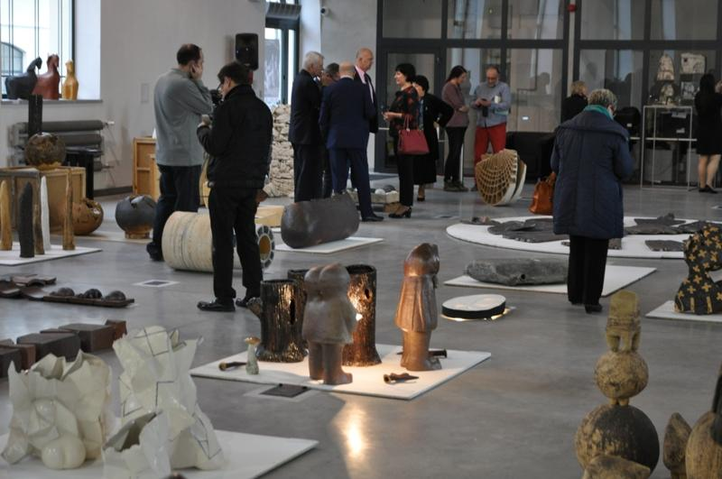 Wyjątkowa wystawa bolesławieckiego pleneru ceramiczno - rzeźbiarskiego