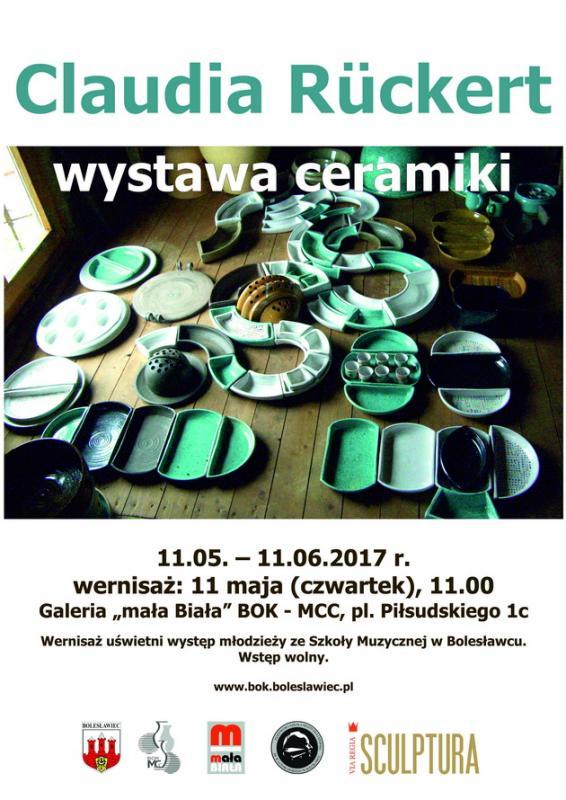 Wystawa Claudii Rückert wBOK - MCC