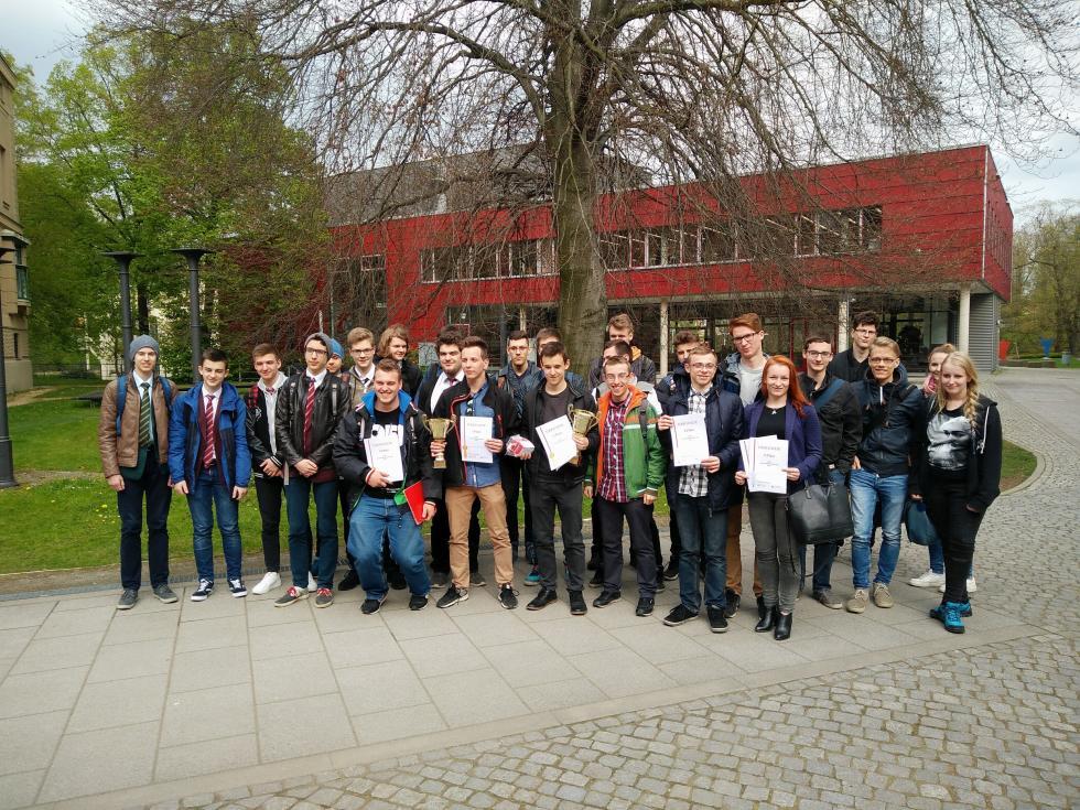 Międzynarodowy sukces uczniów ZSE