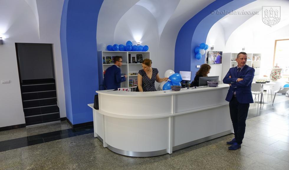 Oficjalne otwarcie Punktu Informacji Turystycznej wBolesławcu