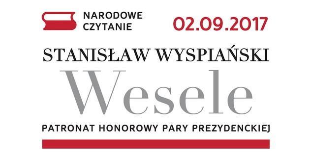 """Narodowe czytanie """"Wesela"""" wCIK Orzeł"""