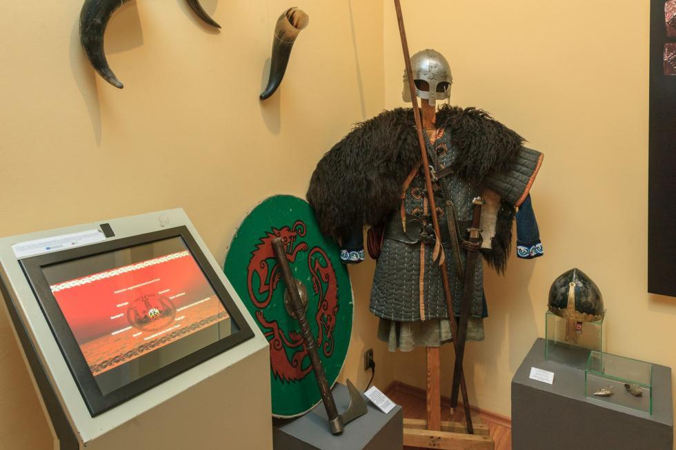 Wikingowie wbolesławieckim muzeum