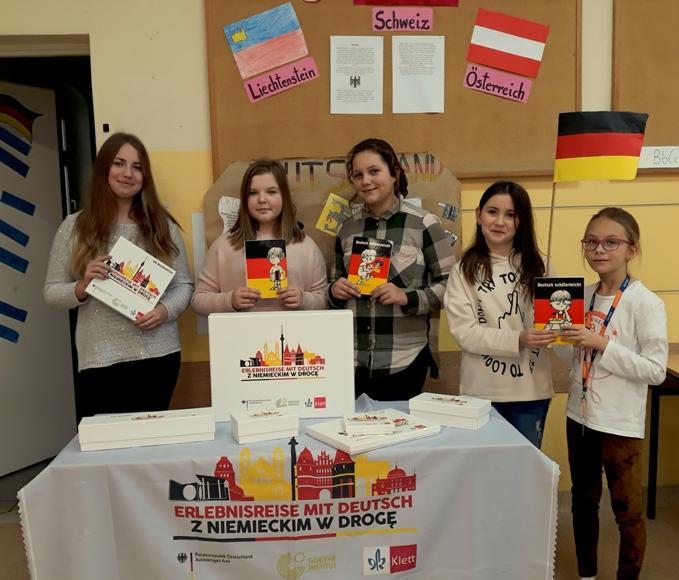 """""""Die Deutschmeister"""" in Szkoła Podstawowa nr 3"""