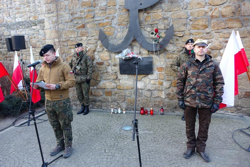 Uczcili pamięć Żołnierzy Wyklętych