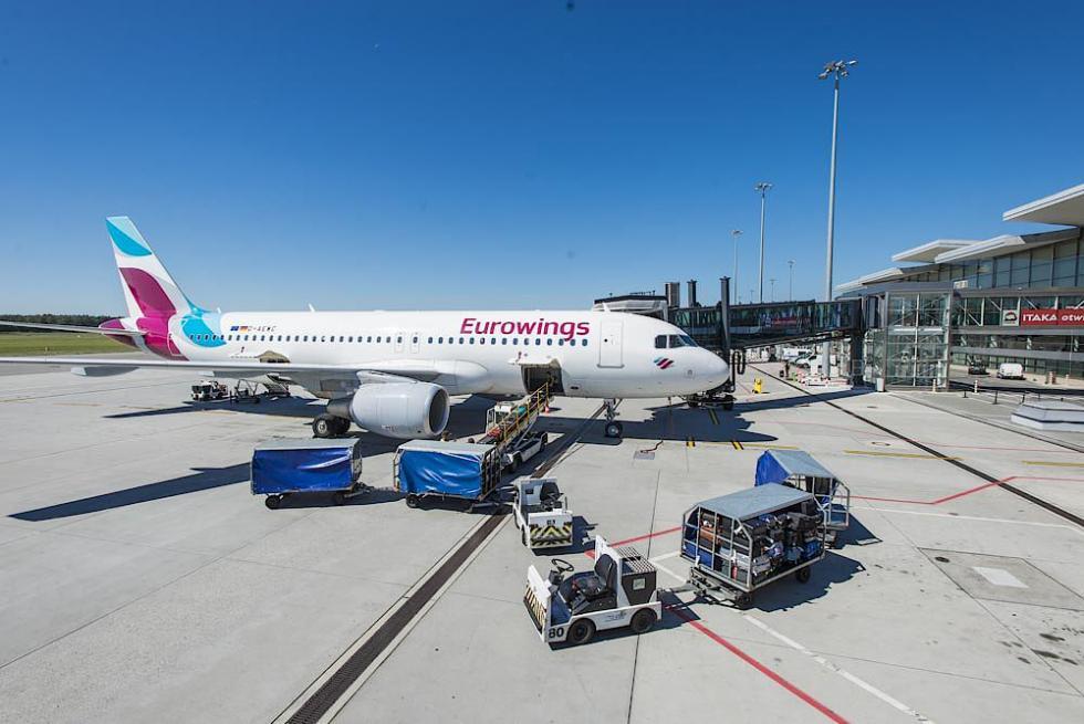 Stuttgart wzasięgu lotu. Ruszają nowe połączenia zWrocławia