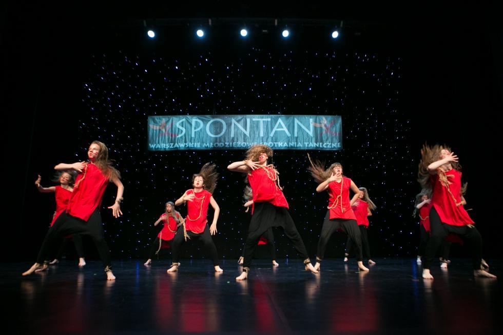 Ogólnopolskie Spotkania Taneczne SPONTAN 2018