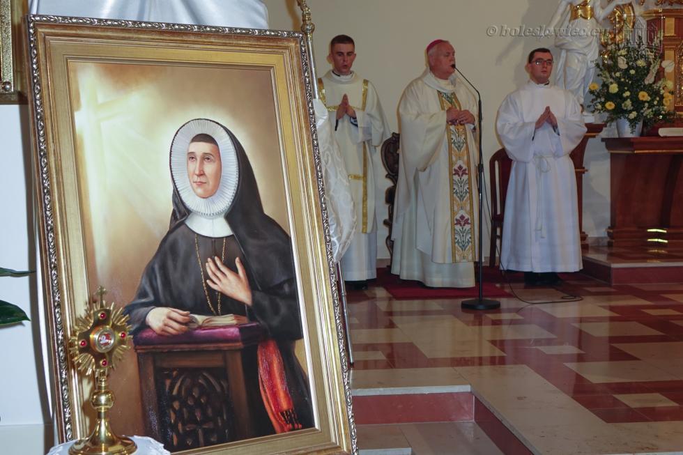 Uroczystości jubileuszowe ku czci św. Marii de Mattias – patronki Bolesławca