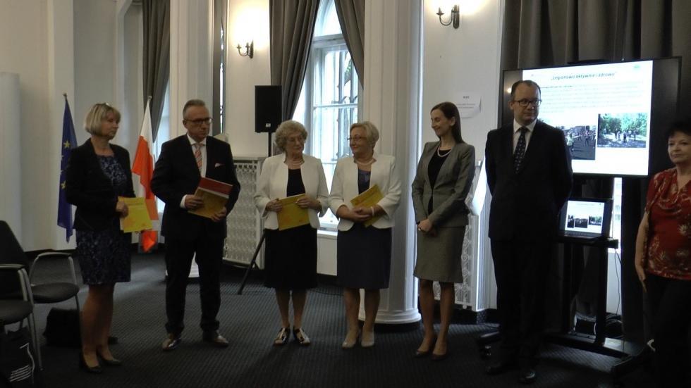 Bolesławiec wZłotej Księdze Dobrych Praktyk na rzecz Społecznego Uczestnictwa Osób Starszych