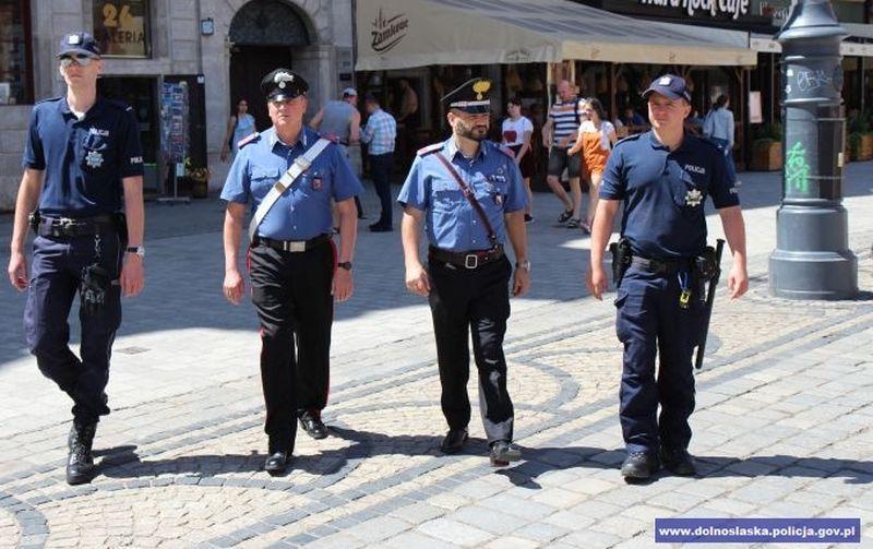 Polsko-włoski patrol