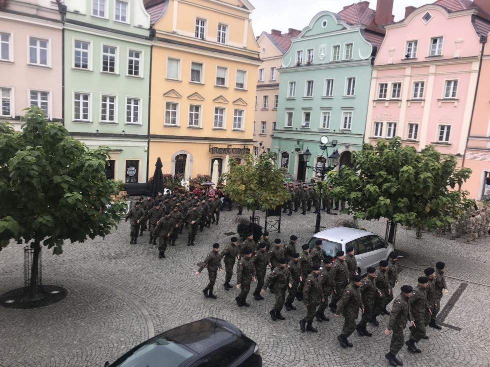 23 pułk artylerii - Pożegnanie XVIII zmiany PKW EUFOR