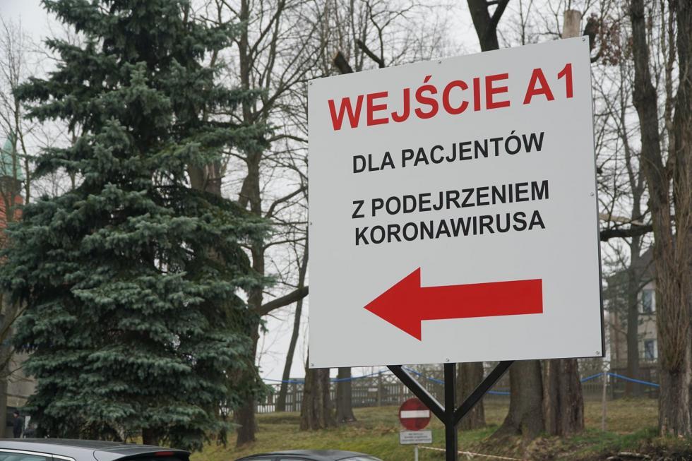 Raport osytuacji epidemiologicznej wPowiecie Bolesławieckim stan na dzień 25.03.2020 r.