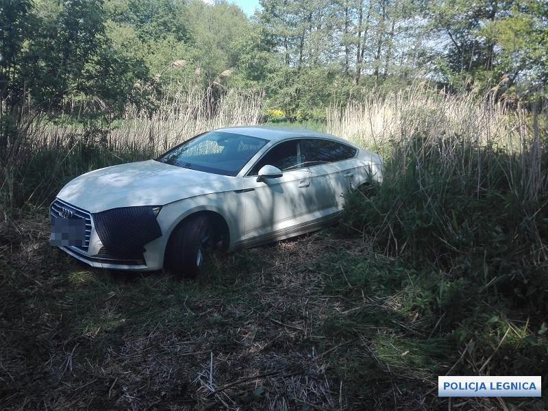 Odzyskali samochody owartości 265 tys. zł.
