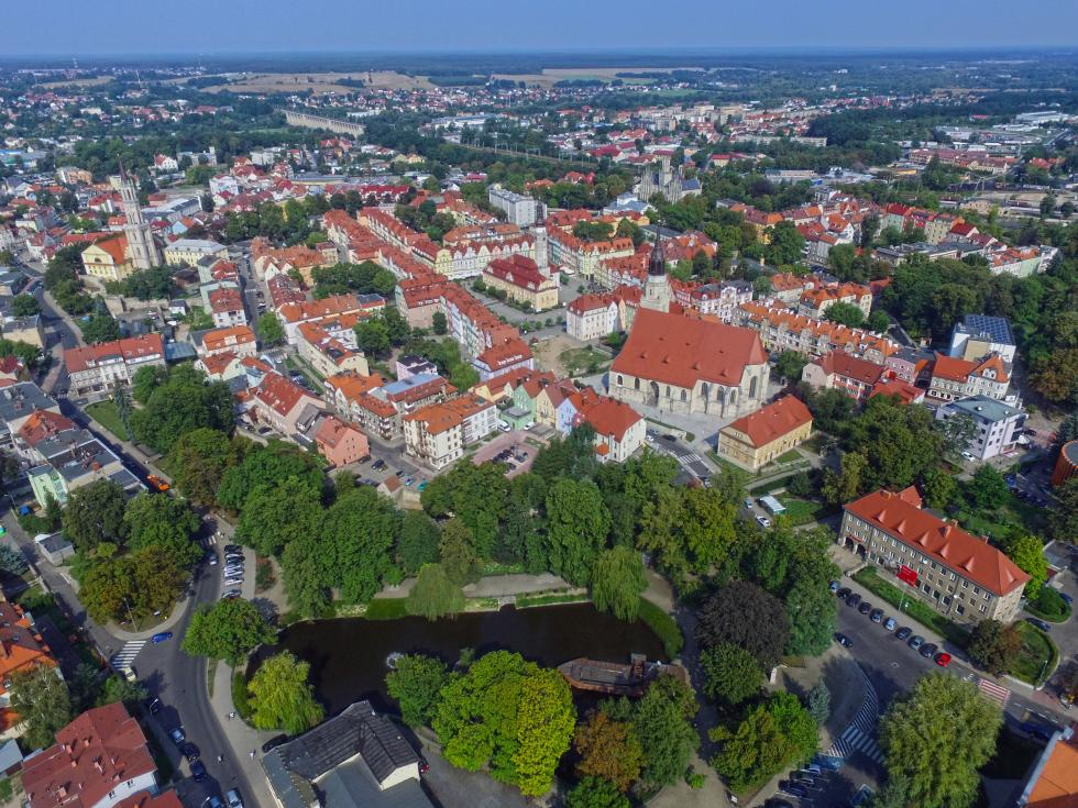 Bolesławiec wpartnerstwie dotyczącym modernizacji oświetlenia ulicznego