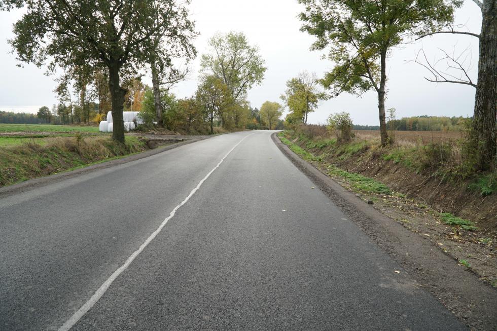 Droga zBolesławca doMściszowa