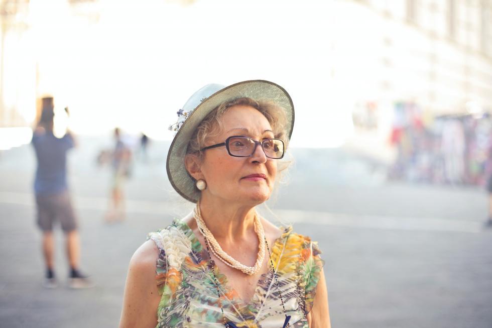 Zaburzenia pracy tarczycy uosób starszych