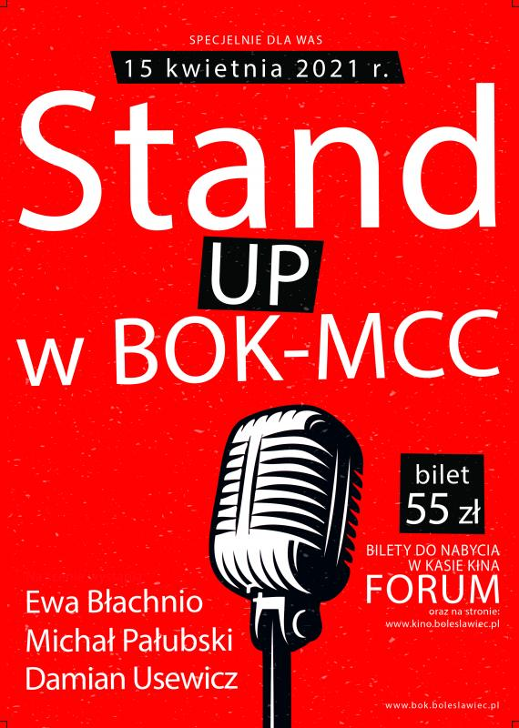 Stand Up w BOK-MCC