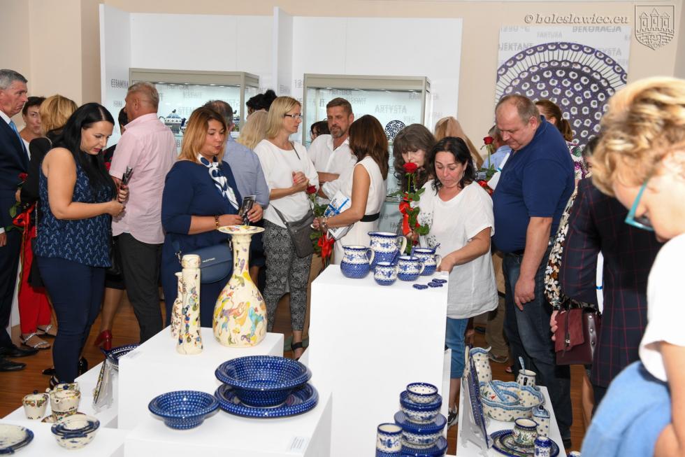 Muzeum prezentuje współczesne zakłady ceramiczne Ziemi Bolesławieckiej
