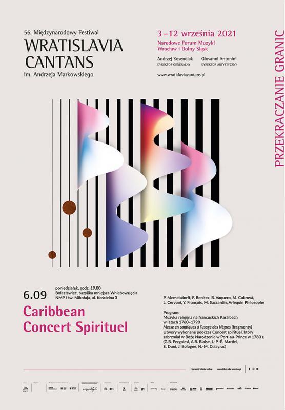 Międzynarodowy Festiwal Wratislavia Cantans – zaproszenie na koncert wBolesławcu