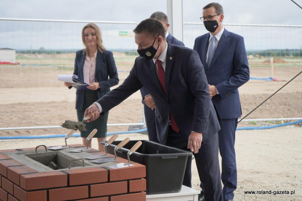 Budimex buduje zakład PEPSICO pod Środą Śląską